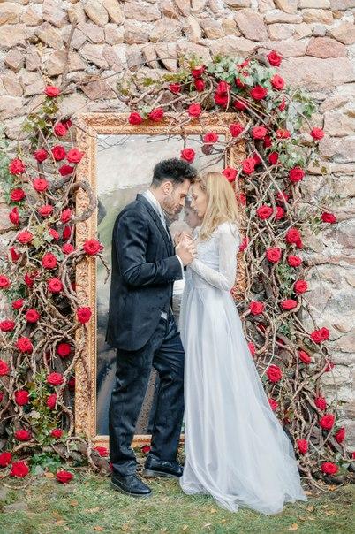 Свадьба символическая в Италии