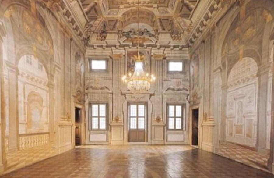 Символическая свадьба в Вероне