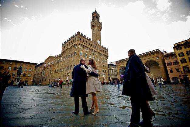 Свадьба во Флоренции
