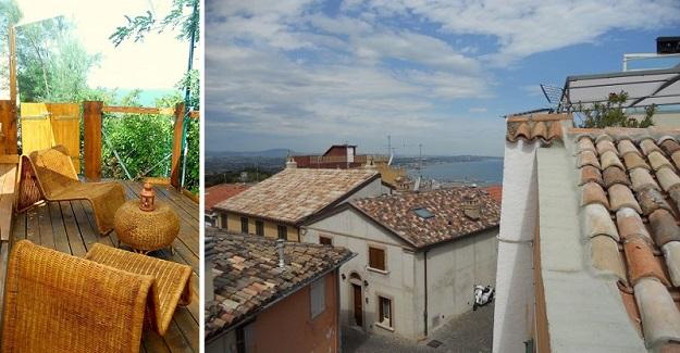 Свадьба в Италии на крыше