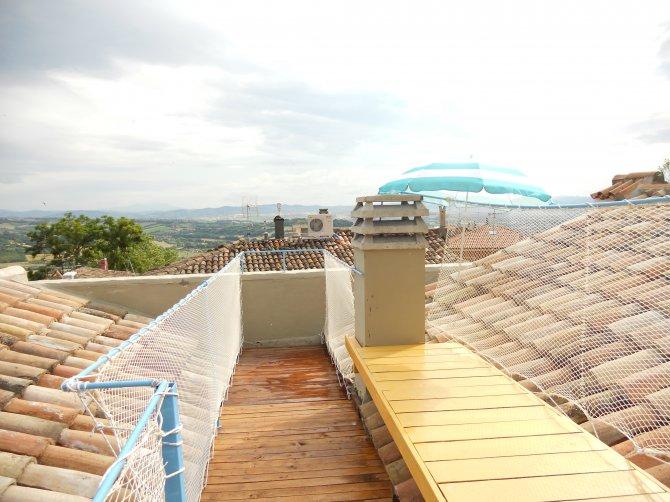 Свадьба в Италии на крышах