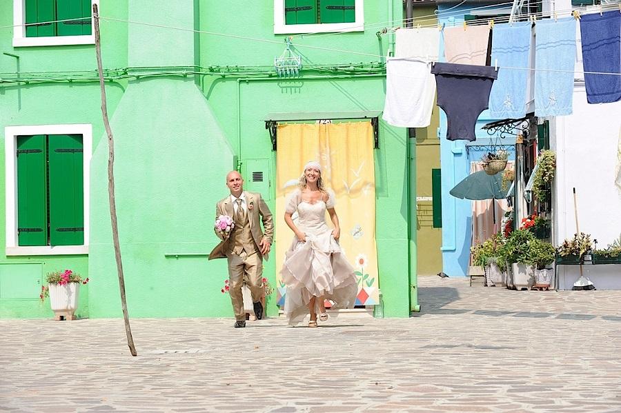 Свадьба в Италии в очень необычном месте