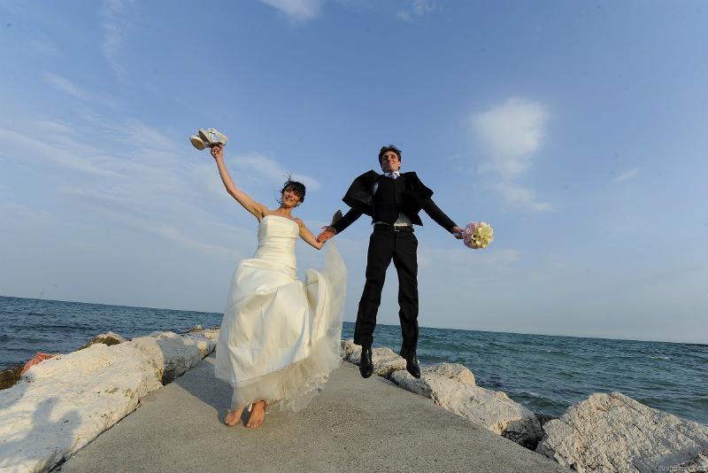 Свадьба в Италии - нулла оста
