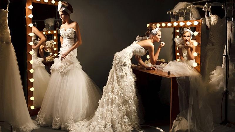 Свадебные платья в Италии