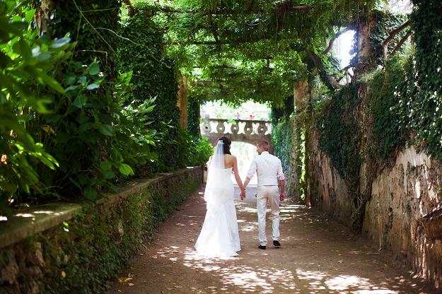 Свадьба на море в Италии