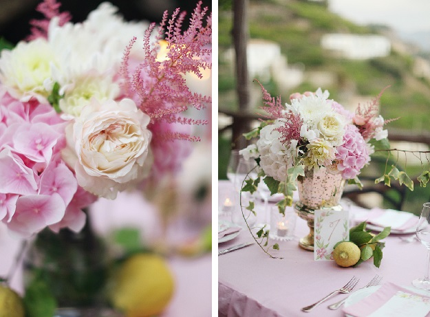 Флористы и цветы для свадьбы в Италии