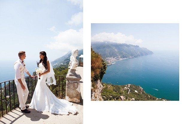 Свадьба в Италии, организация и координация