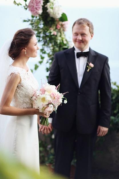 Символическая и официальная свадьба в Италии -- профессиональная организация без посредников