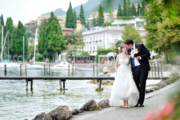 Свадьба в Италии из первых рук