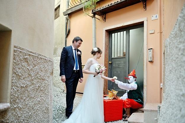 Свадьба в Мальчезине