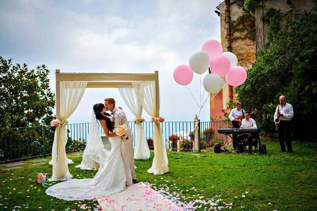 Свадьба в Италии: Влад и Лида