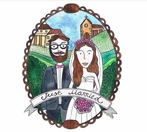 Свадьба в Италии -- оригинальные идеи