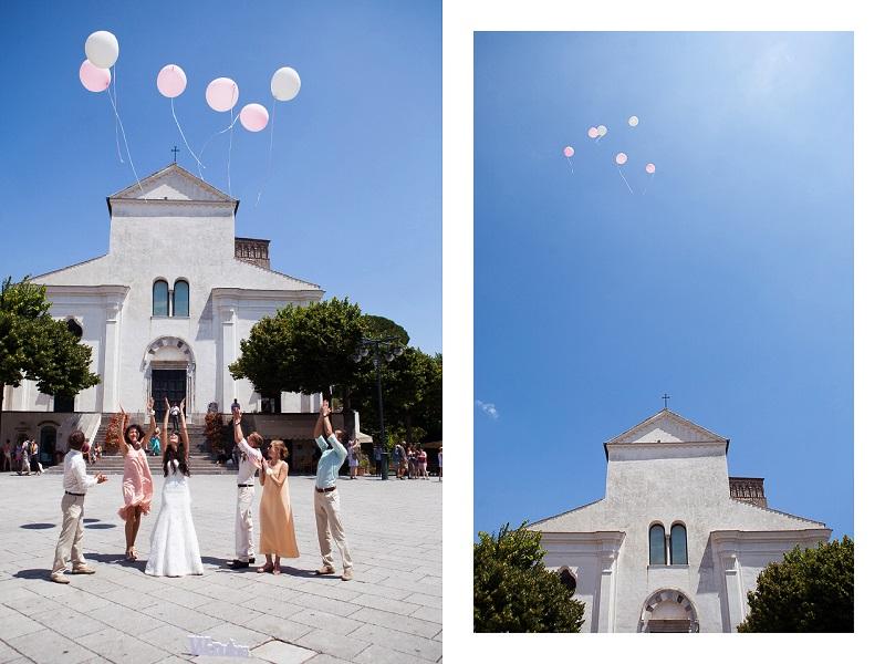Свадьба в Равелло