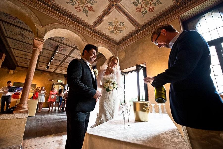 Свадьба в Вероне