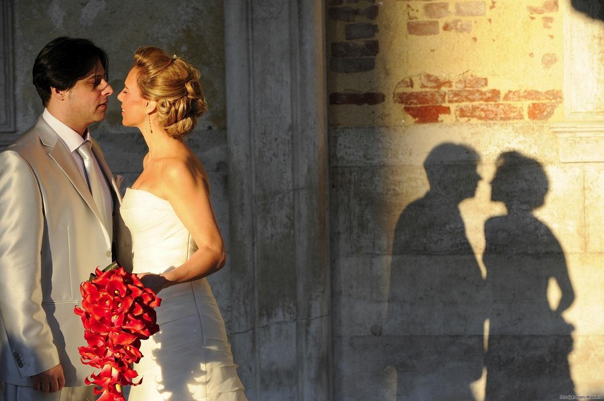 Официальная свадьба в Италии