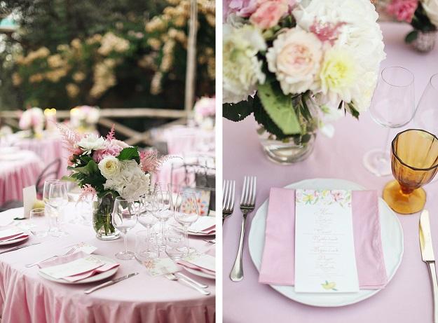 Свадьба в Италии декоратор