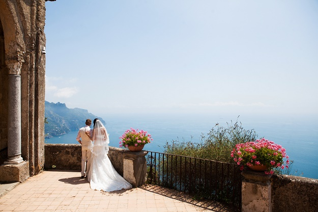 Свадьба в Италии на море, организация из первых рук