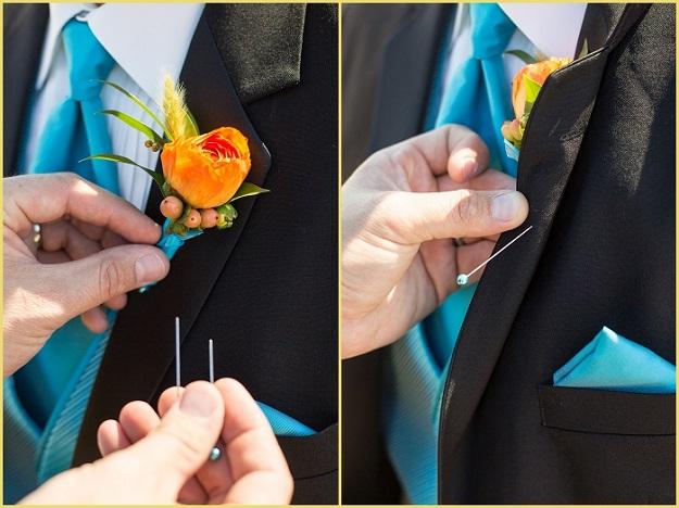 Свадьба в Италии -- основы флористики