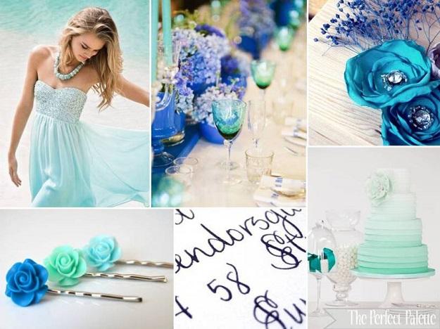 Свадьба в Италии: цвета и краски