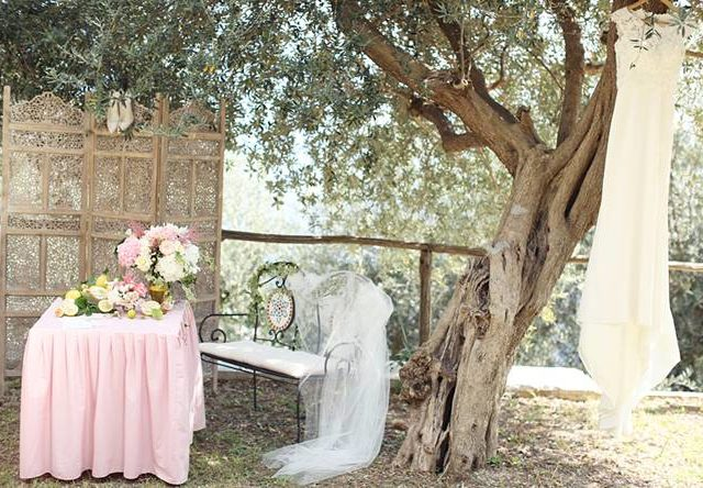 утро невесты в Италии