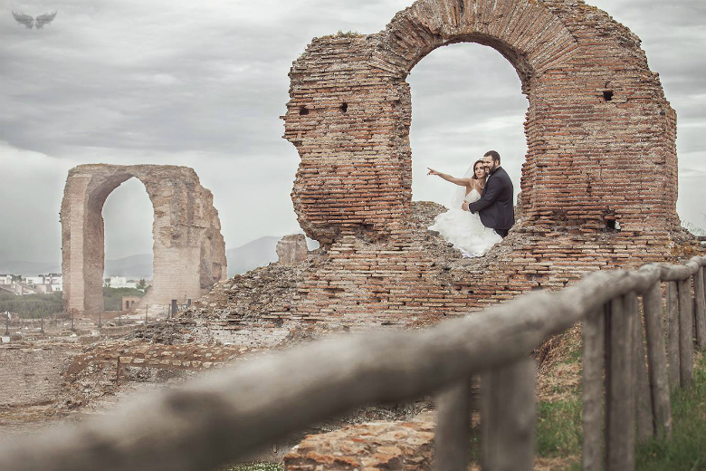 Венчание в Италии