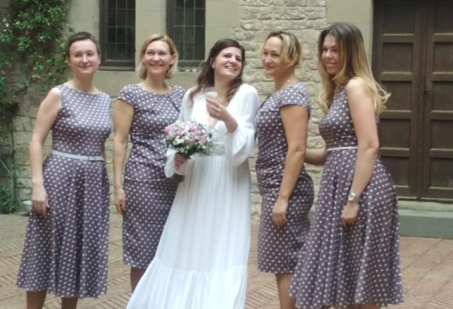 Civil wedding Tuscany