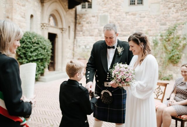 Civil wedding Tuscany