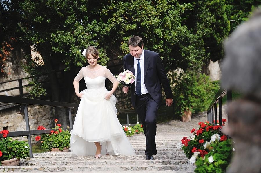 Свадьба на озере Гарда