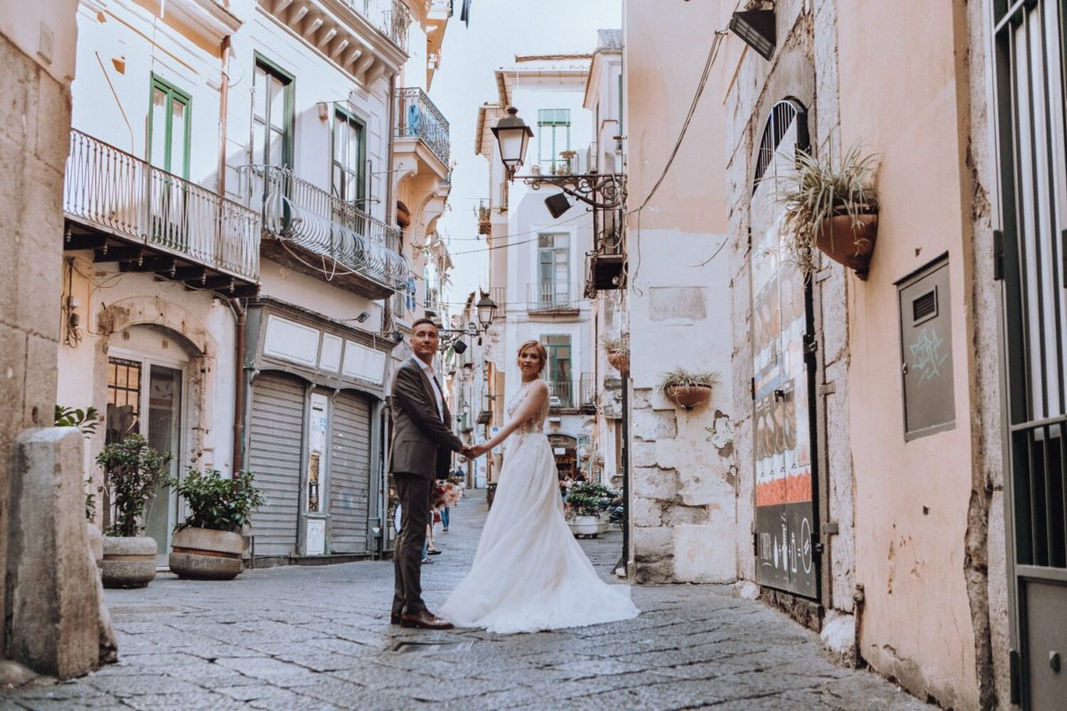 Civil ceremony Italy