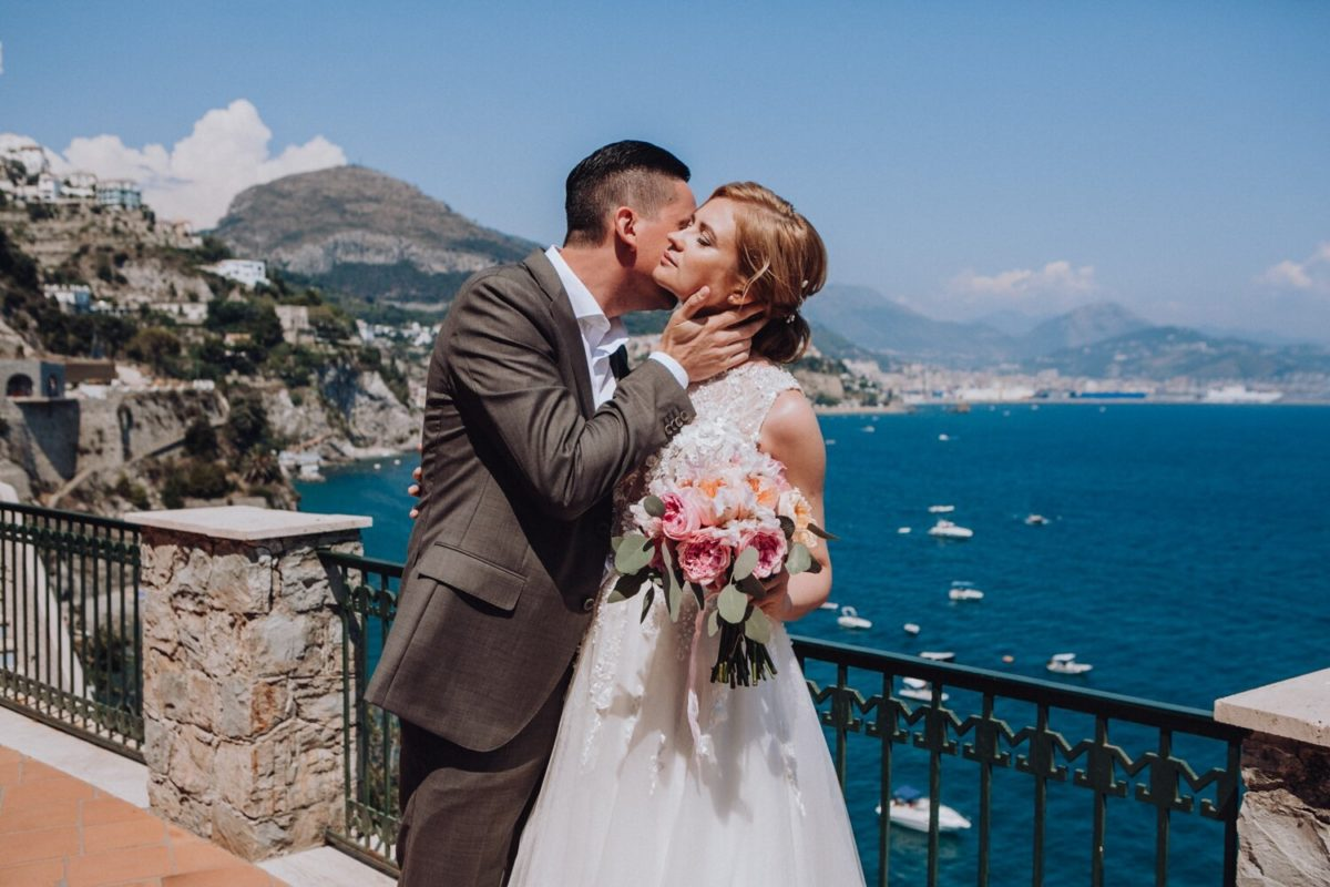 Civil wedding Italy