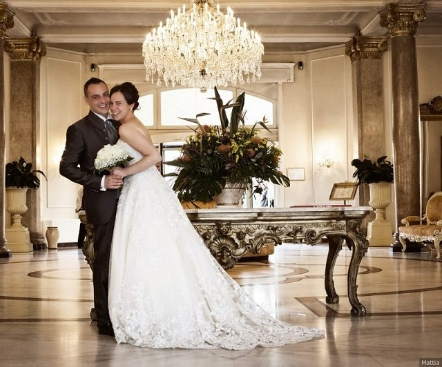 Свадьба в Римини